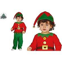 Disfraz de Elfo o Elfa Baby para bebé