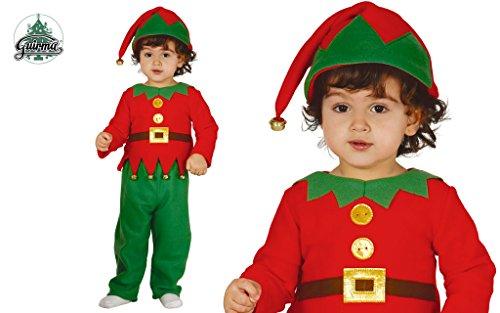 Imagen de disfraz de elfo o elfa baby para bebé