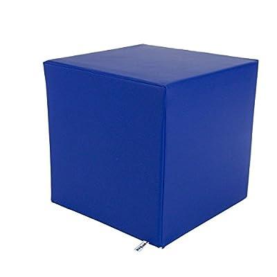Lagerungswürfel Stufenlagerungswürfel Bandscheibenwürfel Sitzwürfel 50x50x50 cm von Sport-Tec