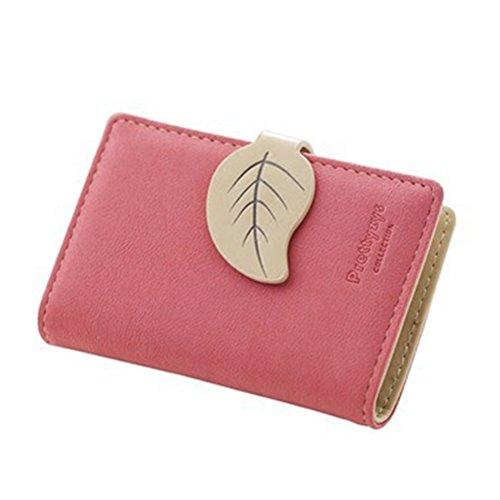 Portefeuille femme Porte Cartes avec 26 compartiments Petit portefeuille Porte carte homme Portefeuille souple