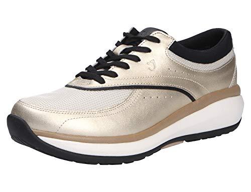 JOYA Damen Schnuerschuhe Damen Sneaker Sydney Gold Gold 671560