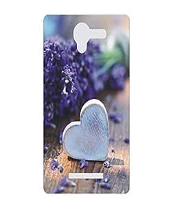 Techno Gadgets Back Cover for Intex Aqua Secure