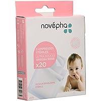novepha Set 20Kompressen Soft gefaltet steril 15x 15cm preisvergleich bei billige-tabletten.eu