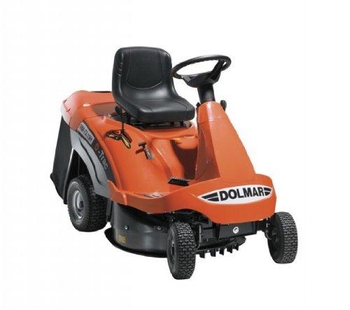 Dolmar 701706010 Aufsitzmaher RM-72.13H 71 cm, Powerbuilt 12.5