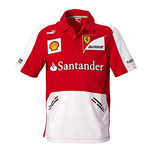 Puma Men's SF Ferrari Team Polo