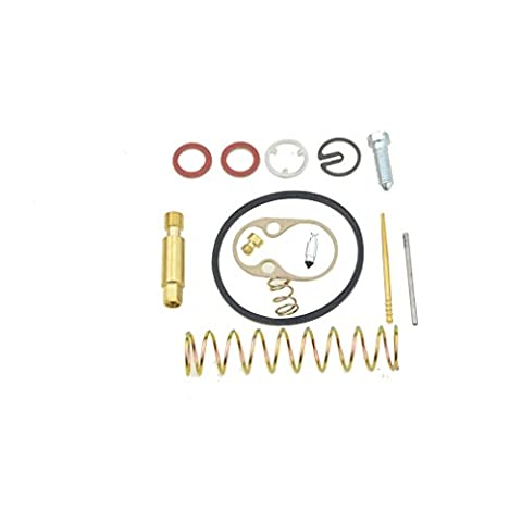 GOOFIT 12mm Carburetor Repair Gasket Kits Bing Carburettor Carb Puch Maxi Sport Luxe Newport E50 Magnum MK Cobra Murray Sears Free Spirit J.C. Penney Pinto Kromag with Puch Engine N090-112-1