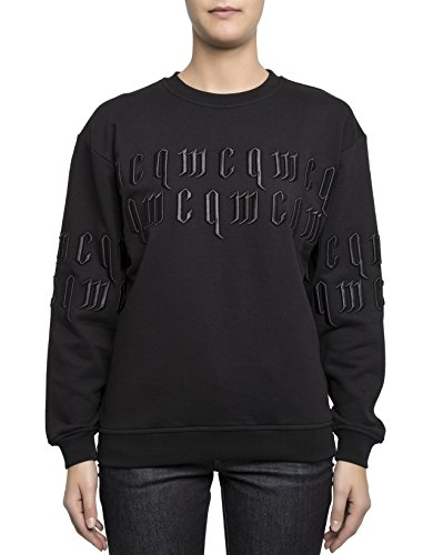 mcq-alexander-mcqueen-womens-337341rjj591000-black-cotton-sweatshirt