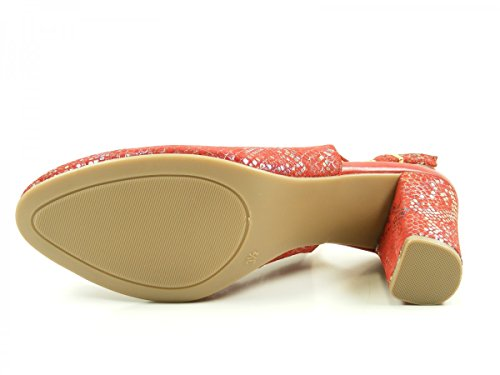 Caprice 9-29602-28 Calzature Donna Sandali Sling Rot