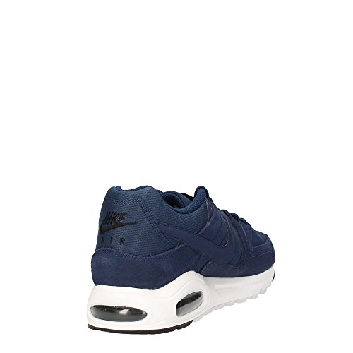 Nike  Air Max Command Prm, Sneakers basses homme Multicolore (Midnight Navy / Midnight Navy / Black)