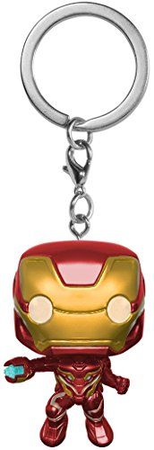 The Avengers Avengers Infinity War - Iron Man Keyring