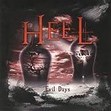 Songtexte von Heel - Evil Days