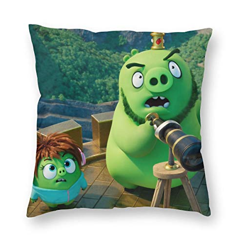 Gifetee The Angry Birds Movie 2 Dekokissen Fall Platz Kissenbezug Kissenbezug Protektoren Für Sofa Bank Couch Autositz Bett 16