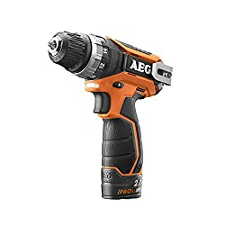 Aeg 18 V Compact Drill BS 12 °C2 – (Pack of 1) – 4935447867
