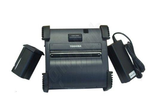 TOSHIBA TEC B-EP4DL WLAN USB Mobiler Etikettendrucker