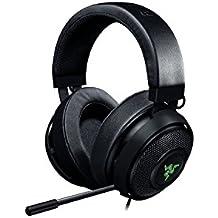 Razer Kraken 7.1 V2 Oval - Auriculares para Gaming (USB, Sonido Envolvente Virtual DE 7.1, Diseño Ovalado), Color Chroma RGB
