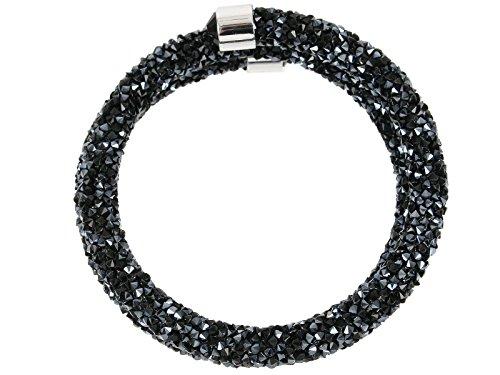 scarlet bijoux | Armband/Armreifen schwarz