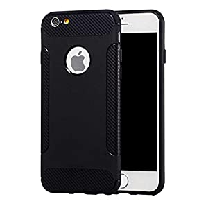 The Grafu iPhone 6 Hülle iPhone 6s Hülle, Shock Resistant Ultra Dünne Schutzhülle Silikon TPU Cover Case für Apple iPhone 6 / iPhone 6s