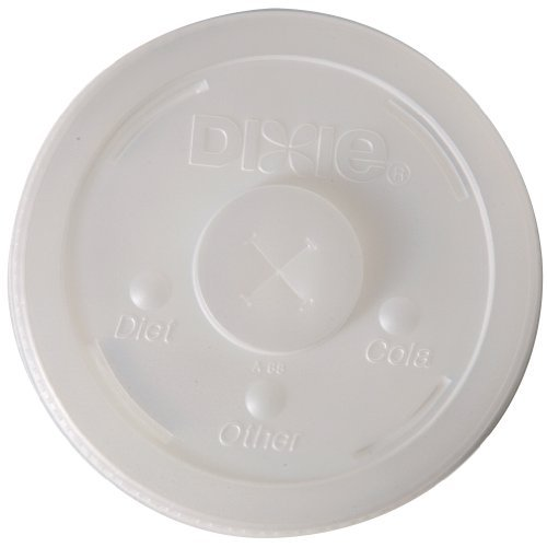 dixie-928lsrd-plastic-lid-with-long-skirt-and-selector-buttons-fits-32-oz-dixie-paper-cold-cups-tran