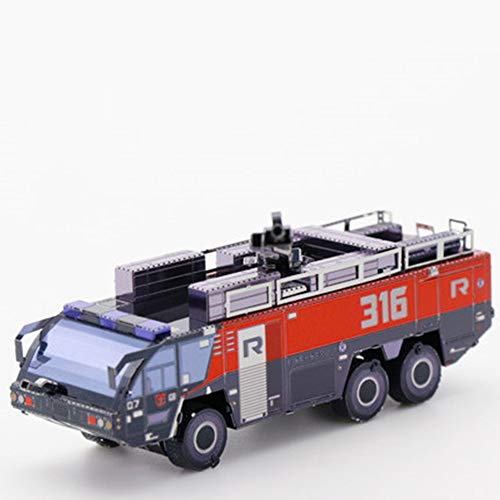 Modelo ensamblado 3D Optimus Prime Truck Tridimensional