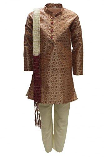 vory Jungen Kurta Pyjama Indian Suit Bollywood Fancy Dress 5 years (Fancy Indian Dress)