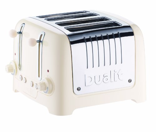 Dualit 4 Slot Lite Toaster by Dualit