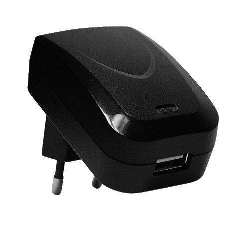Industrie Standard USB Netzteil 5V/2,5A, HNP15-USB schwarz - Modernes, vielfältig anwendbares Netzteil! TÜV geprüft mit TÜV-GS Zeichen!