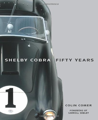 Shelby Cobra Fifty Years
