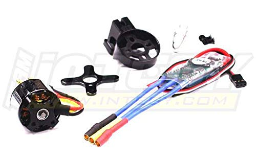 Integy RC Model Hop-ups C23902 300W Outrunner+ESC System for GWS Type Slow Stick 2S-4S