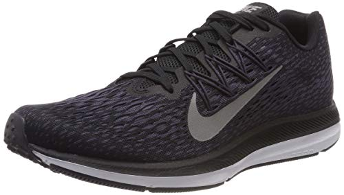 15. Nike Men's Zoom Winflo 5 Blk/Pewter-CRBN Running Shoes