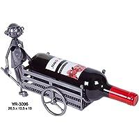 roymart–Porta Flasche Metall carretillero yr-3096