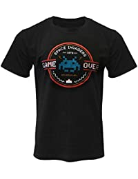 Space Invaders Official Game Over T-Shirt