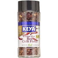 Keya Chilli Flakes, 40g