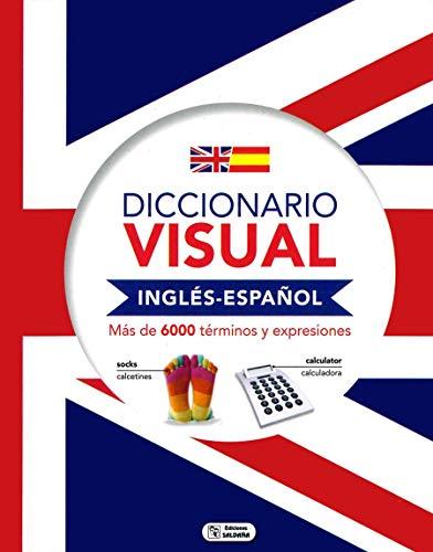 DICCIONARIO VISUAL INGLÉS - ESPAÑOL: Diccionario visual. Ingles y español: 4 por Vv.Aa