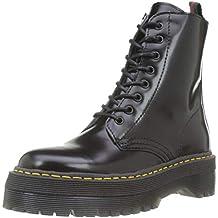 02cfe4540 Bota Militar Burdeos Mujer Alpe 34753045