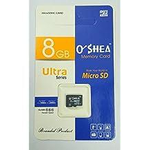 Oshea MICRO-8-GB 8 GB Memory Card (Black)