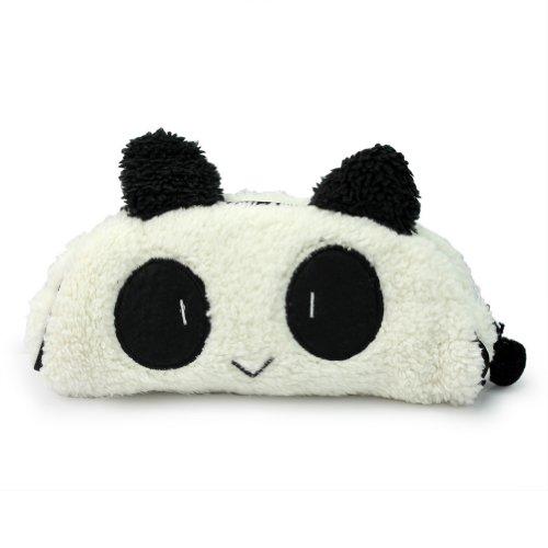 Mignon Panda Sac Trousse de Maquillage Cosmétique Toilette Stylo Crayon Ecole