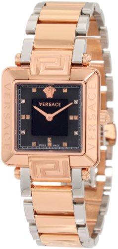 Versace 88Q80SD008 S089 - Reloj de Pulsera para Mujer, Chapado en Oro Rosa