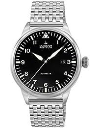 Dugena Premium mecánica reloj hombre Kappa7 Airtrip automática 7090306