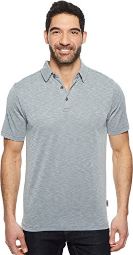 Royal Robbins Men 's Great Waschbecken Dry Polo Shirt Tradewinds