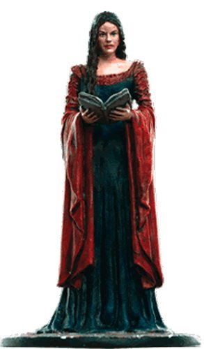Lord of the Rings Señor de los Anillos Figurine Collection Nº 154 Arwen 1