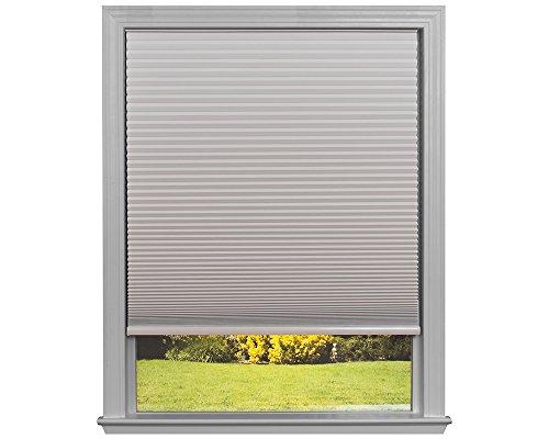 Easy Lift trim-at-home 9/16in. Schnurlose Blackout Cellular Schatten, 3512653 (Blackout-schatten Für Windows)