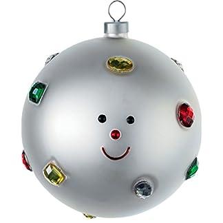 Alessi-AMJ13-15Fioccodineve-Weihnachtskugeln-4-Stck-aus-Glas