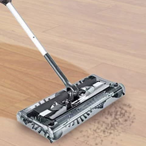SHOP STORY - Balai Electrique Sans Fil Amazing 360° Magic Sweeper Multi Surfaces Rectangle Noir
