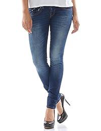 LTB Damen Jeans Molly Heal Wash Super Slim Skinny 5065-50356
