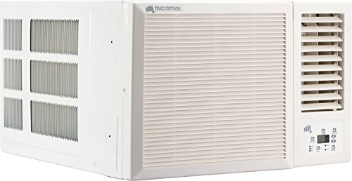 Micromax Acw18ed3cs01whi Window Ac (1.5 Ton, 3 Star Rating, White)
