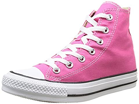 Converse Mens Chuck Taylor All Star Hi Sneakers, Pink (Rose),