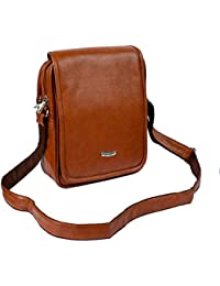 Brown Messenger   Sling Bags  Buy Brown Messenger   Sling Bags ... ee4f7cc1f03c1