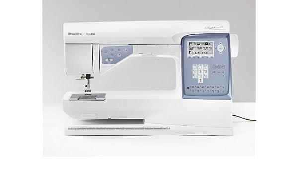 Husqvarna Sapphire 40 Computerised Sewing Machine Amazoncouk Delectable Sapphire 835 Sewing Machine Review
