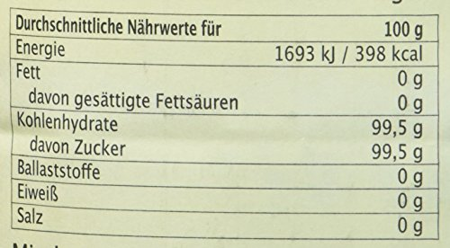 Rapunzel Cristallino Bio Rohrzucker, (3 x 1 kg) - 3