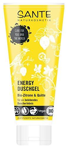 Preisvergleich Produktbild SANTE Duschgel Energy mit Zitrone & Quitte (200 ml)